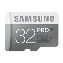 Cartão Samsung Micro Sdhc Pro 32gb Classe 10 90mb/s Sd 600x