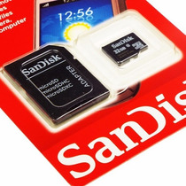 Cartão Micro Sd Sdhc 32gb + Adaptador Sd - Sandisk Original