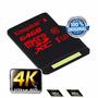 Cartão Memória Micro Sdxc 90mb/s 64gb Ideal Ultra Hd 4k Sd