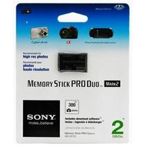 Cartão De Memória Sony Pro Duo 2gb