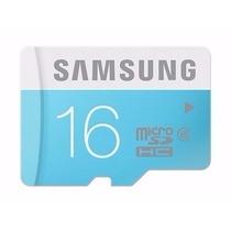 Cartão Memória Micro Sd 16gb Samsung Classe6 Galaxy S3 Me24