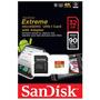 Cartão Memória Micro Sd Extreme 32gb Class 10 60mb/s