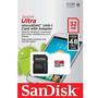 Cartão De Memória Microsd Card 32gb Ultra Sandisk|sdxc 1173