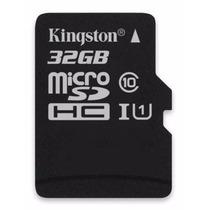 Cartao Memoria Kingston Micro Sdhc Classe 10 32gb Sd Me07