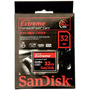 Cartão Cf Compact Flash Sandisk Extreme 32gb 60mb/s 400x