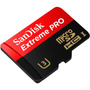 Micro Sdhc 32gb Sandisk Extreme Pro Class 10 Uhs-i - 95mb/s!