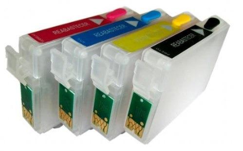 Cartucho Recarregável C67, C87, Cx3700, Cx4700, Cx4100