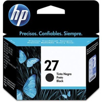 Cartucho Original Hp C8727 (27) Preto