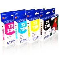 Cartucho Epson Originais 73, Todas As Cores E Outros
