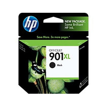 Cartucho Hp 901xl Original Cc654al Black - Hp J4540/ J4680