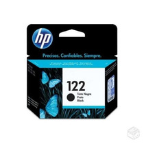 Cartucho Hp 122 Black Original C/10x Mais Tinta (20ml)