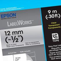 Fita Para Rotuladora Lw 300 E 400 Epson Original Lc-4tbn9
