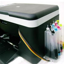 Bulk Ink Hp Deskjet Advantage Multi 3516 + 400ml De Tinta **
