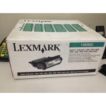 Toner Original Lexmark 1382925 Models 1250/1620 Preto
