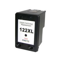 Cartucho Hp 122xl Preto Ch563hb Compatível 561 Black 122 Xl