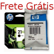 Cartucho Hp 21 Xl Original J3680 4315 F350 F380 D1460 D2460