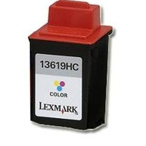 Cartucho Lexmark 13619hc Colorido Vazio Sf3100p Ij200