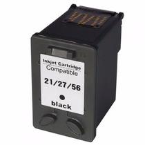 Cartucho Compativel Hp C9351 21xl 1410 1415 3600 3680 3910
