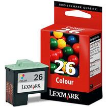 Cartucho Lexmark 26 Original