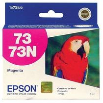 Cartucho Epson T73 Magenta C79/c92/cx3900 Novo