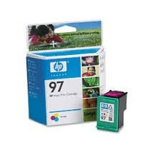 Hp 97 Tri-color100% Original Ink Cartridge (c9363wn) !!!!!!!