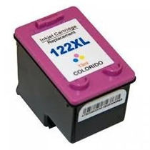 Cartucho Hp 122xl Color Compativel