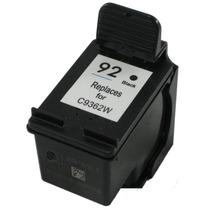 Cartucho Hp 92 C3180 Psc1510 C3100 C4180 Compativel Novo