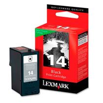 Cartucho De Tinta Lexmark Preto N.14 - 18c2090