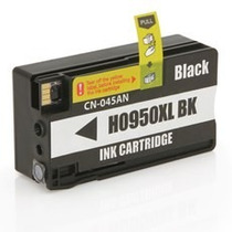 Cartucho De Tinta Hp 950xl Preto Officejet 8100 8600 75ml