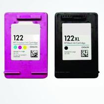 Combo 122 Preto + Color Extra Xl Alto Rendimento + Tinta !!!