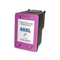 Cartucho Compatível 60xl Cl Hp P Cc640wb,cc641wb,cc641 Novo