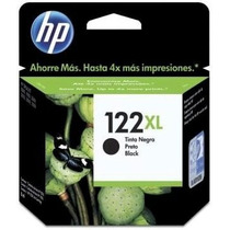 Cartucho Hp 122xl Black Original.