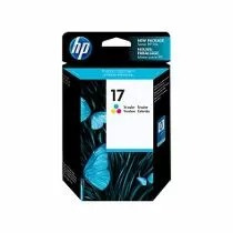 Cartucho Hp 17 Color 6625a Original