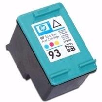 Cartucho Compatível 93 Color Hp P 5440 7850 1510 6210 C3180