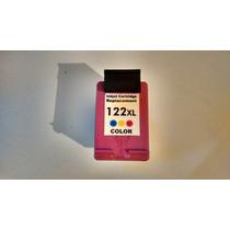 Cartucho Cheio 122xl Color 18 Ml