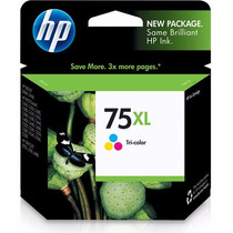 Cartucho Hp 75xl Color 17ml Cb338wb Hp Cx 1 Un ** Original**