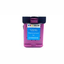 Cartucho Tinta Compatível Hp 122xl Colorido 122 Xl 2050 3050