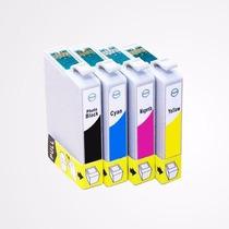 Kit Com 4 Cartucho Compatível Epson 1351 133