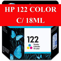 Cartucho Hp 122 Xl Colorido Deskjet 1000 2000 2050 3050 15ml