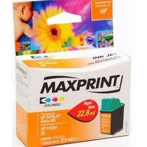 Cartucho Compatível Hp 51625 Colorido - Maxprint