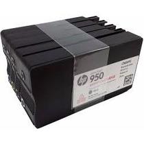 Cartuchos Hp 950 Black Setup Original Novo