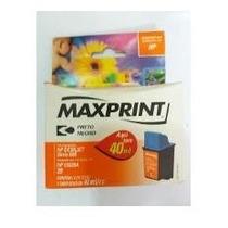 Cartucho Compatível Hp 51629 Preto - Maxprint