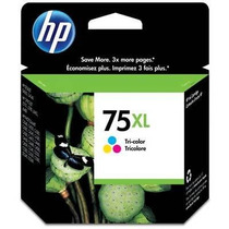 Cartucho Hp 75xl 75 Original Color C4280 F4480 C4480 C5580
