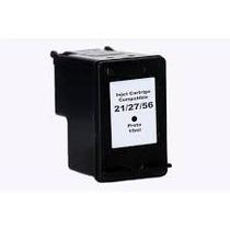 Cartucho Compatível 21-27-56 19ml Black
