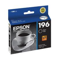 Cartucho Epson 196 | Epson 401 | Epson Tx125 Black Original