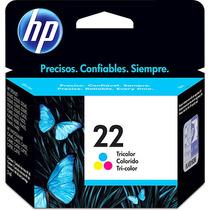 Cartucho Hp 22 - Colorido - Original