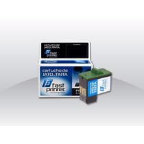 Cartucho Compativel Lexmark 10n0016 0016 Preto Z13, Z23, Z25