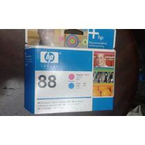 Cabeça De Impressão Hp88 (c9382a) - 100% Original Vencido