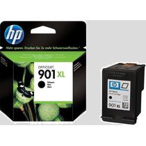 Cartucho Hp 901 Xl Black - (vazio) Para Impressora