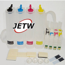 Kit Bulk Ink C67 C87 Cx3700 Cx4700 Cx5700f Cx5700 Com Chip